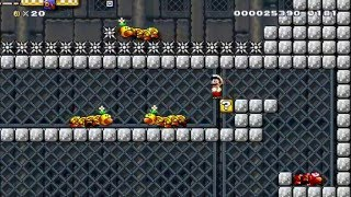 Download Bowser Is In Another Castle 2 by Hype - Super Mario Maker - No Commentary Video