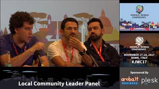 Download JWC 2017 - Local Community Leader Panel Video