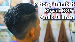 Download Indonesian barber , Inspirasi Potong Rambut Pria #5 Video