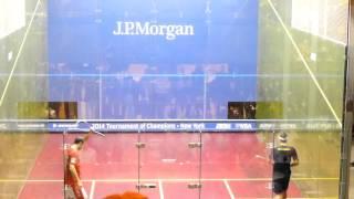 Download 2014 Squash: Simon Rosner vs Karim Darwish Video
