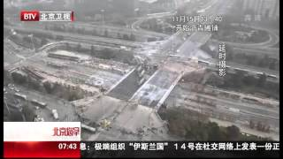 Download Beijing's Sanyuan Bridge to Be Retrofitted within 43 Hours Video