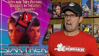 Download Star Trek V: The Final Frontier, Worst of the TOS Films - Rental Reviews Video