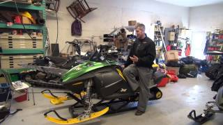 Download How to buy a used snowmobile, Skidoo Rev, 36,000 kms! PowerModz!!! Video