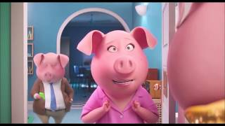 Download SING - ″Candy Party!″ - Movie Clip (Animation, 2017) Video