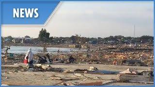 Download Indonesia: devastated Palu coastline after tsunami/earthquake Video
