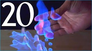 Download 20 Amazing Science Experiments and Optical Illusions! Compilation 2017 Video