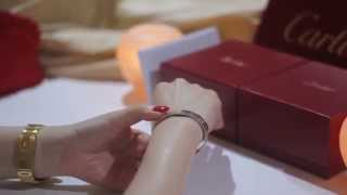 Download Cartier Love Bracelets Video