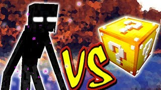 Download ENDERMAN MUTANTE VS. LUCKY BLOCK (MINECRAFT LUCKY BLOCK CHALLENGE) Video