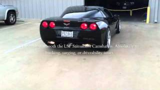 Download '07 C6 Corvette - LS2 A6 - Edelbrock E-Force Supercharger & Blower Cam - Built by Lucky's Speed Video