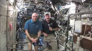 Download Inside the ISS - The Espresso Machine Broke Video