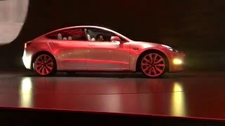 Download Tesla Unveils Model 3 4k UltraHD Video