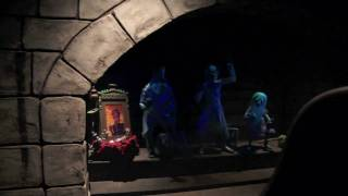 Download Lights-on peek at the Haunted Mansion during evacuation - Walt Disney World Video