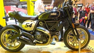 Download Motorcycle Live Ducati Scrambler Cafe Racer Video