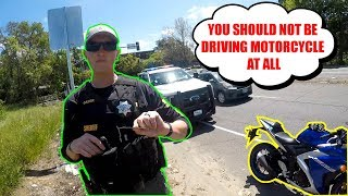 Download DON'T YELL AT COPS | POLICE vs MOTO | [Episode 62 ] Video