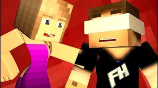 Download TOUCH MY BODY CHALLENGE [Minecraft Animation] ft. MsHeartAttack Video