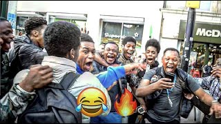 Download Crazy Reactions of Black People vs White People To Magic Video