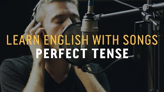 Download Learn English with Songs - Perfect Tense - Lyric Lab Video