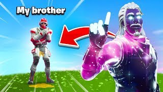Download So I found my brother In Fortnite and then this happened Video