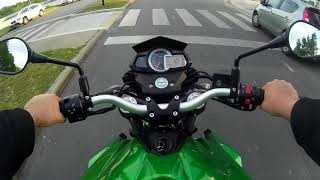 Download Benelli TNT 600 - Yamaha MT 07 - Test Ride - Alexis Motovlog #7 Video