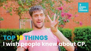 Download Zach Anner: ″Top 10 Things I Wish People Knew About Cerebral Palsy″ Video