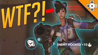 Download Overwatch Funny & Epic Moments 116 - WTF IS WRONG WITH MEI?! - Highlights Montage Video