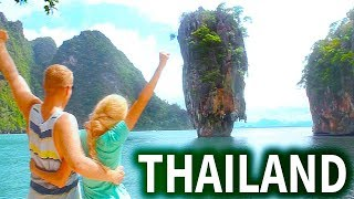 Download Thailand Travel Guide: Vacation Trip Things to do in Tour Vlog Places Visit See Best Tip Video Top 5 Video