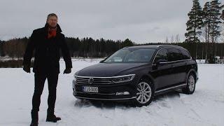 Download Kaaran Antti Liinpään koeajossa uusi Volkswagen Passat 2015 Video