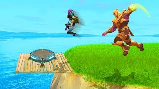 Download Most Epic ESCAPE From THANOS | Fortnite WTF, Troll & Funny Moments #19 Video