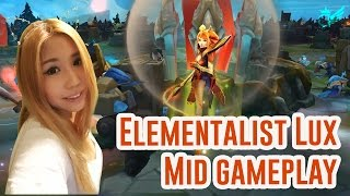 Download Elementalist Lux Mid Commentary with Airtom - League of Legends Video