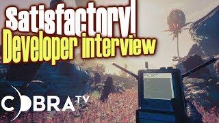 Download Developer interview! Satisfactory! Video