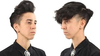 Download 9 Androgynous Hairstyles In 60 Seconds (feat. Madison from District Salon) Video