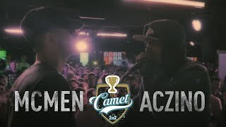 Download ACZINO vs MC MEN | COPA CAMET | EXHIBICIÓN Video