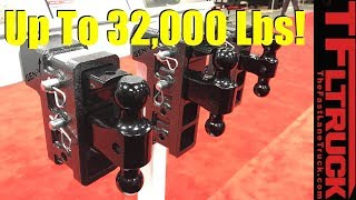 Download These Hitches Can Handle More Weight Than the Truck! Video