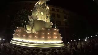 Download 03/09/2017 La Macchina di Santa Rosa sfila per le vie di Viterbo (VT) Sony Action Cam FULL HD Video