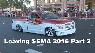 Download Leaving SEMA 2016 Part 2 Video