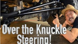 Download 1-Ton Over The Knuckle Steering - Jeep Cherokee XJ - The Roadhouse Video