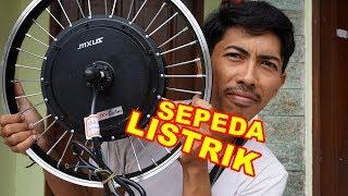 Download Mau Bikin Sepeda Listrik VLOG129 Video