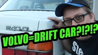 Download VOLVOS MAKE PERFECT DRIFT CARS!!!!! Video