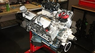 Download 454ci Windsor Induction Assembly & Dyno Test Video