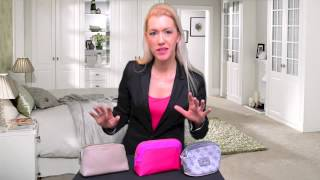 Download how to pack jewelry, find the perfect pouch tutorial Video