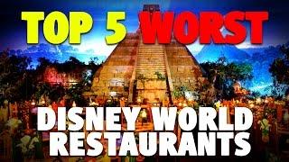 Download Top 5 Worst Restaurants at Disney World | DIS Unplugged Minisode Video