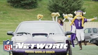 Download Tackle My Ride: Kyle Rudolph and the Minnesota Vikings (FULL EPISODE)   NFL Network Video