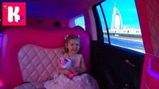 Download День Рождения Кати в Дубаи / Катаемся на розовом лимузине / Парк Бабочек / Dubai Miracle Garden Video