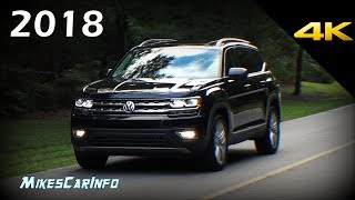 Download 2018 Volkswagen ATLAS SEL Premium with 4MOTION - Quick Look and Test Drive Experience vw Video