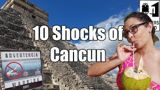 Download Visit Cancun - 10 Shocks of Visiting Cancun, Mexico Video