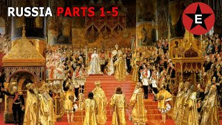 Download History of Russia (PARTS 1-5) - Rurik to Revolution Video