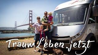 Download Das Traum-Leben Wohnmobil | Weltreise mit Kindern und Hund Video