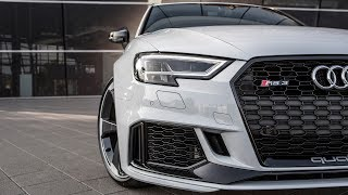 Download HOTTEST HATCH? - The 400hp 2018 AUDI RS3 SPORTBACK (5cyl,Turbo) - Black optics (+0-270kmh) Video