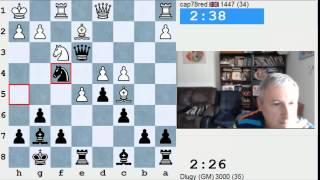 Download GM Max Dlugy plays Banter Blitz at ChessClub 2015-08-18 Video