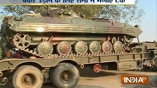Download Tanks introduced by Indian Army to destroy Pak bunkers Video